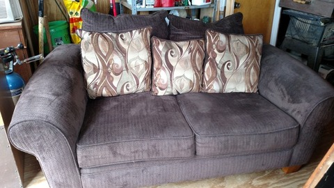 Over sized Love Seat